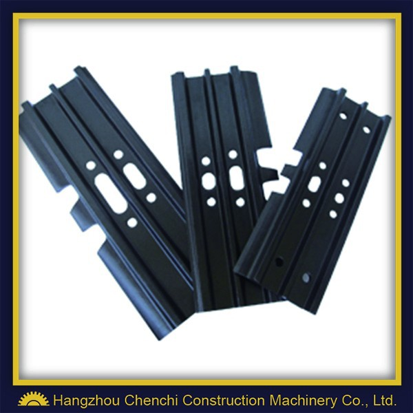 PC200-5 excavator track shoe for undercarriage parts
