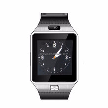 High quality Full round smart watchandroid OS wifi gps 3G WCDMA mtk6580 heart rate smart watch phone