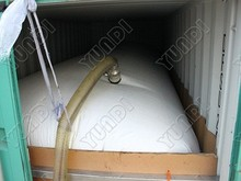 bulk glycerine liquid storage logistics packaging flexibag