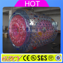 TPU Inflatable Floating Water Roller Ball for Adults,Inflatable Walking on the Inflatable Ball