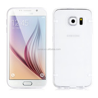 Snowy Cover Hybrid Material TPU & PC Case for Samsung Galaxy S6