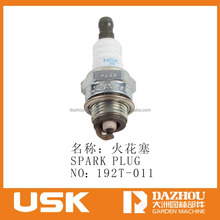 MS192T gasoline chainsaw engine spare parts spark plug
