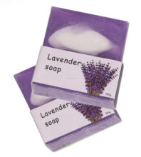 Hand made Essential oil soap with lasting perfumes