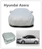 Factory Direct Sales Car Accessories Car Parking Cover Waterproof Sun Protection Car body Cover For Hyundai Azera