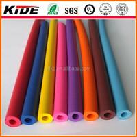 custom color foam pipe insulation