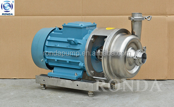Rdrm Stainless Steel Electric Centrifugal Pump Transfer