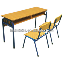 Double Student Desk & Chair