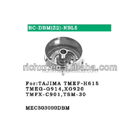 BC-DBM(Z2)-NBL5 /MEC503000DBM bobbin case for TAJIMA/sewing machine spare parts