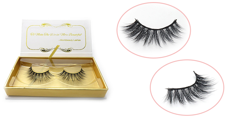 Wholesale The New Style 3d Korea Natural False Synthetic Eyelash