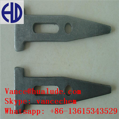 concrete form system wedge bolt or wedge pin