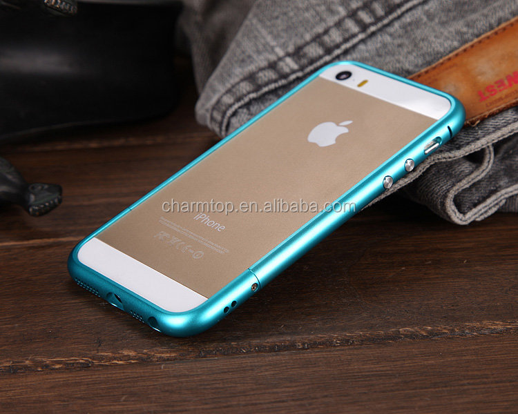 Wholesale Aluminum Bumper for iPhone 5S