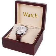 Wholesale foil logo watch box paper