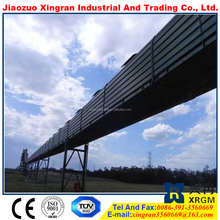 China Supplier Enclosed Fixed belt conveyor In Mining Industry
