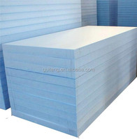 75mm floor insulation, roof thermal insulation XPS extruded polystyrene foam board 350KPA blue FOAM