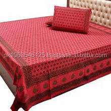 Bed linens / Luxury bed Linens / Bed Linen Set / 100% cotton printed bed linen / Designer Bed Linen / Bed linens GI_2794