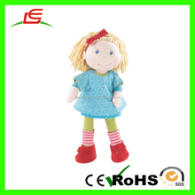 ICTI Cheap Custom Standing Plush Toy Unique Dolls