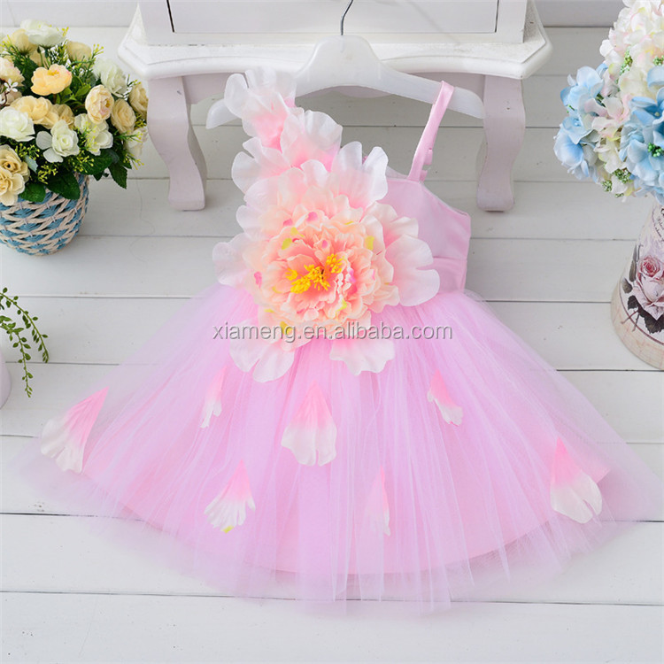 2016 new fashion fancy baby frock designs