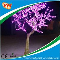 Buy Luxurious handmade product artificial outdoor led cherry tree ...