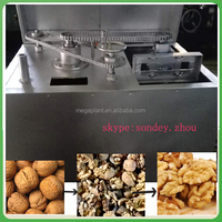 Walnut shelling machine / walnut cracker machine / walnut peeling machine