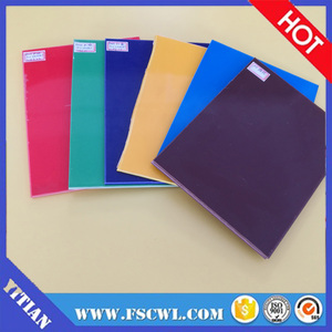 Low Price of 1mm 1.5mm Waterproof High Density Polyethylene PE HDPE Plastic Sheet / Sheeting / Plate