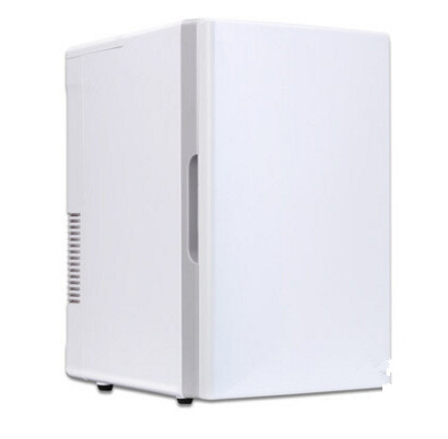 18L Home Car Dual-use Fridge Heated And Cooler Box Mini Vehicle Mounted <strong>Refrigerator</strong>