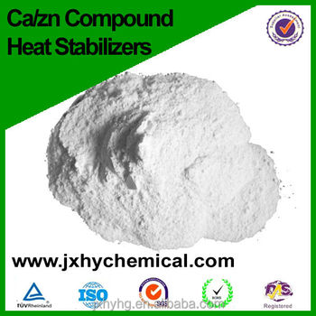 One pack Green Ca/Zn PVC Compound Heat Stabilizer for PVC products