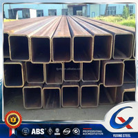 Square steel pipes / 40x40 steel square pipe / LTZ Square window pipes