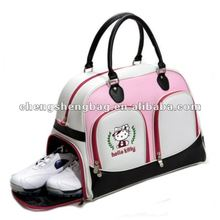 ladies design golf shoes bag