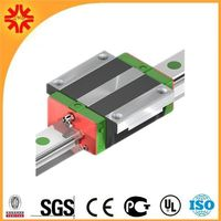 High quality China LOW price slide block Linear Guide Rail HGW20CC