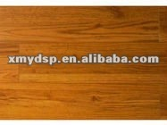 Teak engineered wood floor