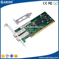 Intel 82546 1G PCI-X 2 port ethernet lan adapter fiber network card