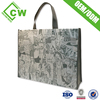 Biodegradable Non Woven PP Shopping Bag With Custom Design