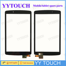 Touch Screen Digitizer Outer Glass For LG G Pad F 8.0 V495 V496