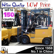 Best Electric Forklift Truck For Sale With 48V Battery