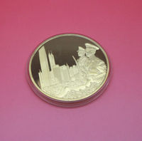 Great wall of china coin