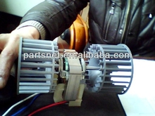 Two shaft fan motor / Shaded pole motor / Refrigerator motor