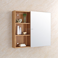 0.5mm stainless steel bathroom mirror foshan storage cabinet