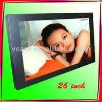 "7""-55"" 3g/wifi wall touch screen industrial lcd display"