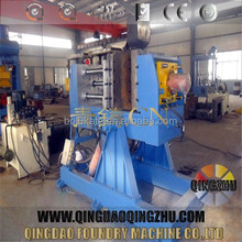 CE Approved Lead Alloy Gravity Casting Machine
