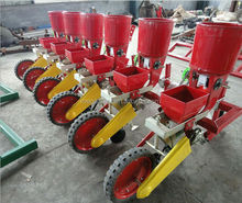 mounted tractor 3-row corn planter