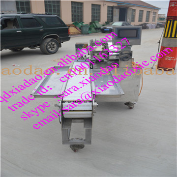 304 stainless stall kebab skewer machine