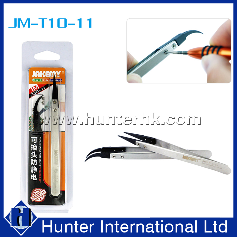 Factory Price JM-T10-11 Jakemy Tweezers