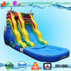 16ft commercial grade inflatable water slide for kids, cheap inflatable water slides prices for sale