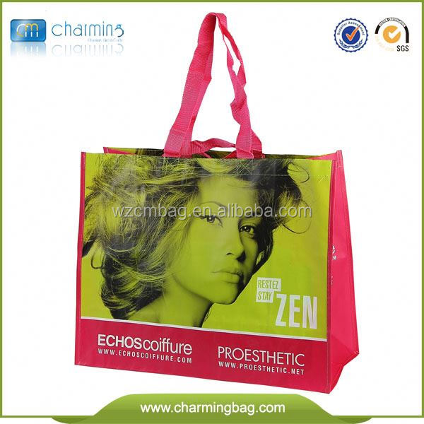 Promotional Hemp Shopping Bags