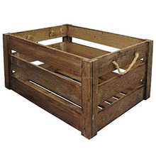 Cheap Gift Wood Wooden Wine Crates For Sale