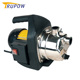 600W Garden jet electric stainless steel small high pressure water pump