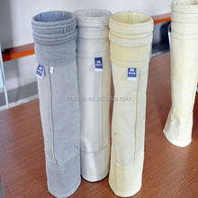 polyester dust filter bag for steel industry
