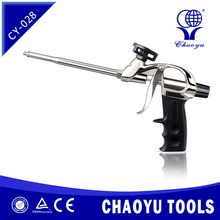 CY-028 Having Good Sense New Product Of Polyurethane Foam Gun For House Leaking