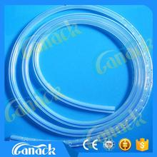 silicone drain silicone round perforated drains made in china