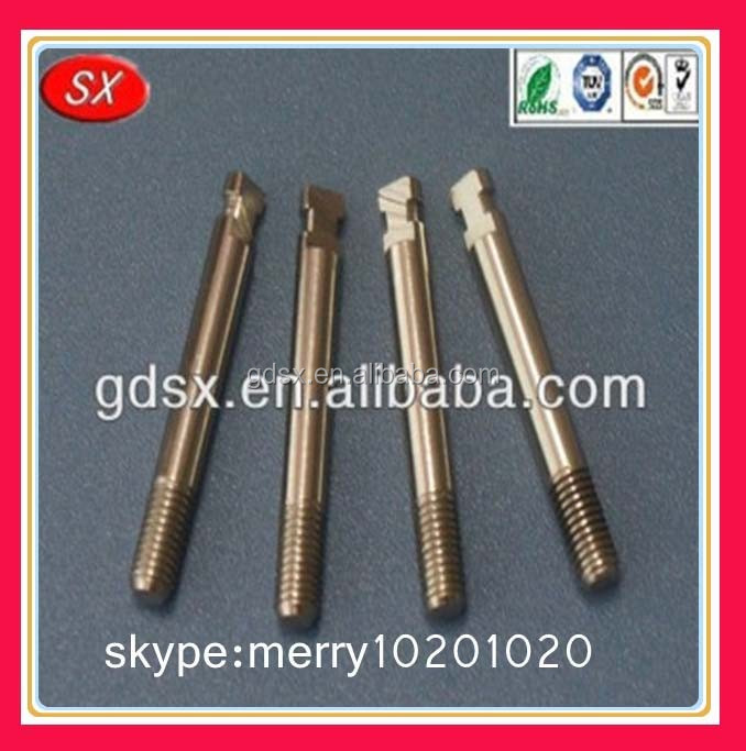 OEM dowel pins external thread dowel pin 2015